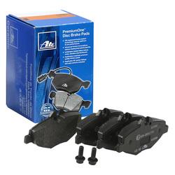 ATE AT649 Premium One Disc Brake Pad Set