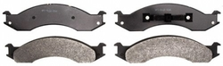 Aimco PM557 Standard Front Disc Brake Pad Set