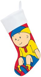 PBS KIDS Caillou and Stars Stocking