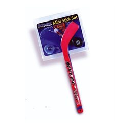 Mylec Mini Hockey Sticks Set yellow
