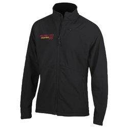 NCAA Arizona State Sun Devils Summit Soft Shell Jacket - Black - Sz: Small