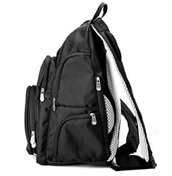 NCAA UCLA Bruins Travel Sling Backpack - 19-Inch - Black