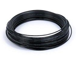 Festo 159671 PUN-12X2-SW Plastic Tubing, 8 mm Inside Diameter, Black