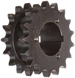"""Martin Roller Chain Sprocket - Hardened Teeth - 0.75"""" Pitch (DS60P17H)"""