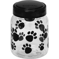 Snapware Airtight Food Storage 4.2 Cup Pet Treat Canister