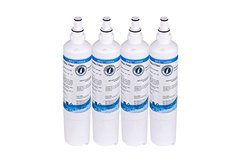 4 Pack LG LT600P, 5231JA2006A Compatible Refrigerator Water Filter