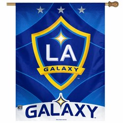 MLS Los Angeles Galaxy 27-by-37-Inch Vertical Flag