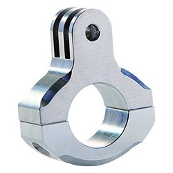 "WASPcam Aluminum Billet Clamp for 7/8"" Tubing Titanium Anodized"