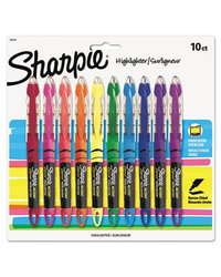 SAN24415PP - Accent Liquid Pen Style Highlighter-10 Count