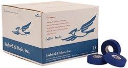 Jaybird & Mais Bulk Case Pack Cloth Hockey Tape, Blue