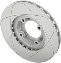 ATE CW22715 Replacement Premium One Disc Brake Rotor