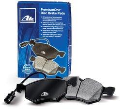 ATE AT375 Replacement Premium One Disc Brake Pad Set