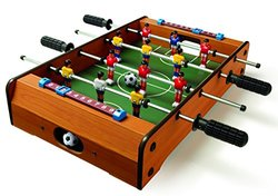 Tabletop Foosball Action Game