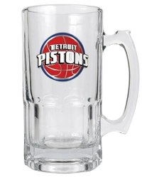 Great American Detroit Pistons 1 Liter Macho Mug