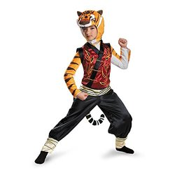 Disguise Kids Tigress Deluxe Costume -  Size: L