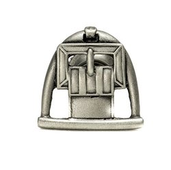 Carpe Diem Hardware 8004-11 Americana Satin Straps In Stirrup Knob