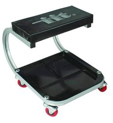 IIT 17390 Mechanics Roller Seat with Tool Tray,