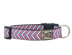 RC Pet Products 1/2-Inch Adjustable Dog Collar, XX-Small, BFF