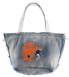 NFL Cleveland Browns Vintage Tote, Blue