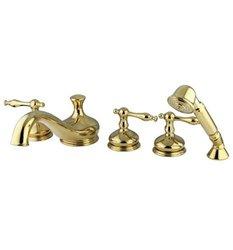 Kingston Brass KS3332NL Polished Brass