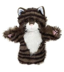 The Puppet Cat Car Pets Hand Glove Puppets