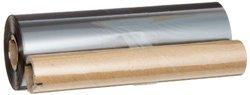"Brady 105031 MiniMark 290' Length x 4.4"" Width, Black Industrial Label Printer Wax Ribbon (Pack of 2)"