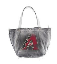 MLB Colorado Rockies Vintage Shopper Bag