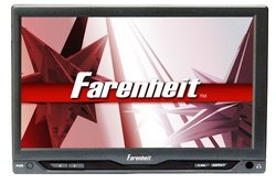 "Farenheit T-7012IRA 7"" LCD Headrest Monitor with Dual Channel IR Transmitter"