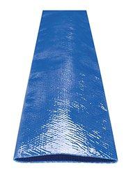 Kuriyama VFL300X50 Vinylflow EZ-Lite PVC Layflat Water Discharge Hoses, Blue