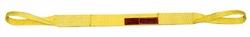 "Liftall EE1606NFX8 Nylon 6"" x 8' 1-ply Flat-Eye Eye-Eye Web Sling"