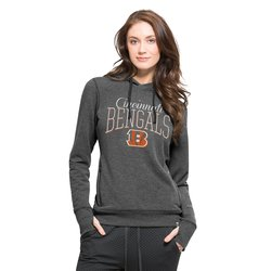 Junk Food NFL Cincinnati Bengals Womens' Hoody - Heather - Size: Small