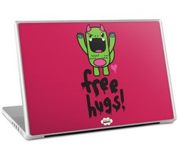 Zing Revolution So So Happy Premium Vinyl Adhesive Skin for 15-Inch Laptop (ms-soso60011)