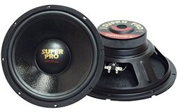 Pyramid 10-Inch 500 Watt CAr Subwoofer (PW1055USX )