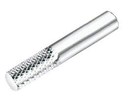 "Micro 100 RDB-20 Burr Type End Cut, Diamond Cut Router Flute, ""Style D"", Solid Carbide Tool, 3/32"" Cutter Diameter, 3/8"" Flute Length, 1/8"" Shank Diameter, 1.5"" Overall Length"