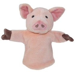 The Puppet Company CarPets Pig Hand Puppet