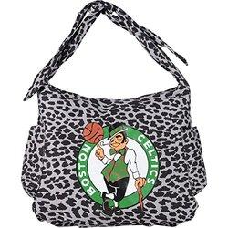 NBA Boston Celtics Hobo Mendoza Backpack, One Size, Black