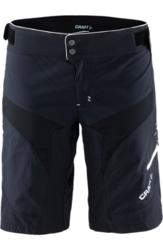 Craft Women's Trail Bike Shorts - Black - Large