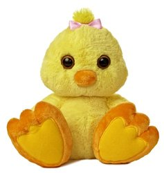 Aurora World Taddle Toes Plush