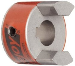 Lovejoy 41332 Size L100 Standard Sintered Iron Metric Jaw Coupling Hub