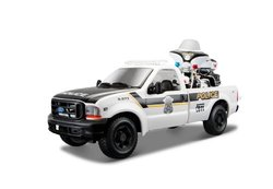 Maisto Harley-Davidson Themed 1:24 Scale 1999 Police Ford Diecast Vehicle