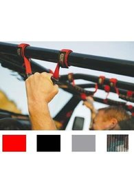 "EK Ekcessories 19079P-W13-AM 2"" Black Roll Bar Grab Handle"
