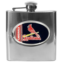 Great American MLB 6 oz. Stainless Steel Flask