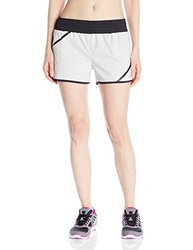 ASICS Women's Distance Shorts - Gray Violet - Size: XL
