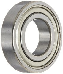 SKF Double Sealed Standard Cage 65mm Bore 24mm OD Deep Groove Ball Bearing
