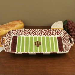 Indiana University Stadium Platter