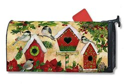 MailWraps Petite Chalet Mailbox Cover 04856