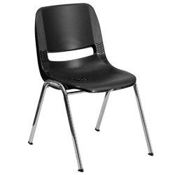 T & D Enterprises LE-L-C-WHITE-GG Ivory Chiavari Chair Cushion for Wood/Resin Chiavari Chairs, White