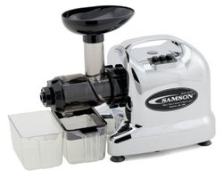 Samson Advanced Multi Juicer Vegetable Juice Machine - Chrome (GB9006)