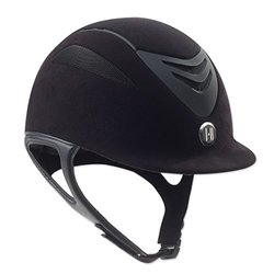 One K Defender Suede Helmet X-Large Black Matte