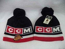 Zephyr NHL Men's CCM Pom Knit Hat - Navy - Size: One